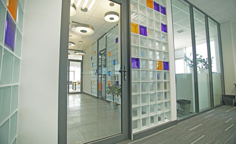 Ścianki biurowe Alusystem