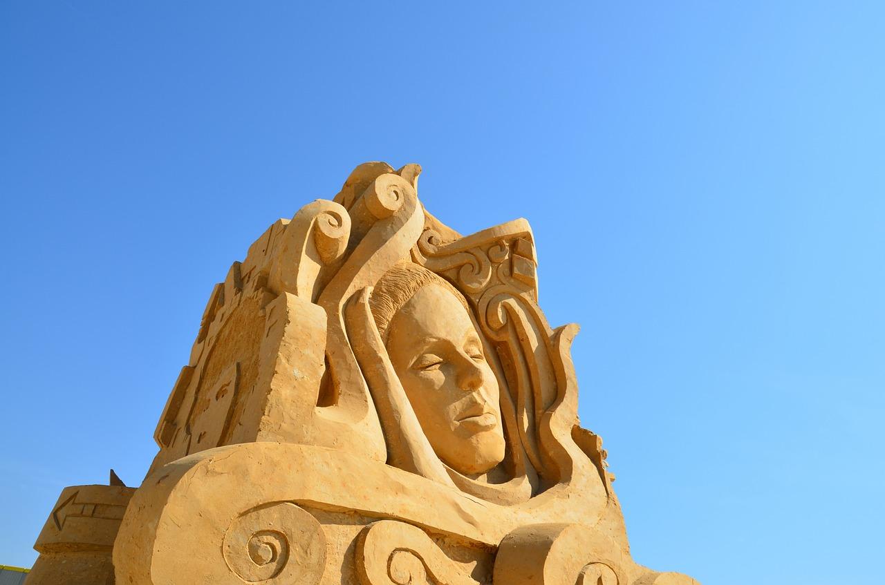 Rzeźba piaskowiec
