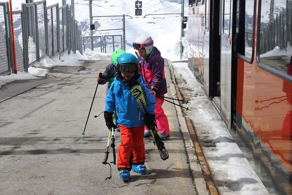 obozy narciarskie dla dzieci