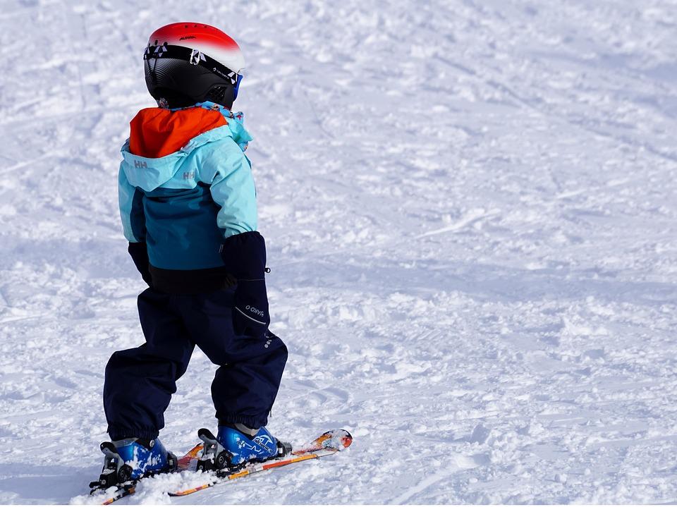 zimowy obóz narciarski dla dzieci