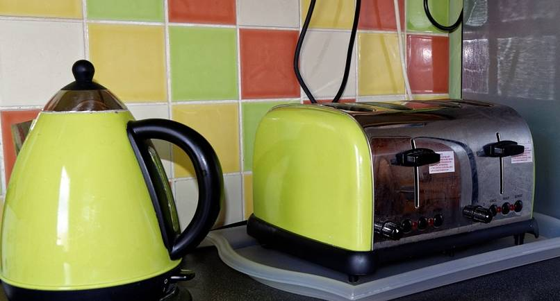 Sprzęt elektryczne w kuchni
