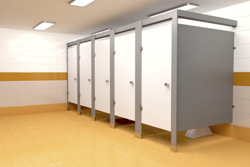 kabina HPL