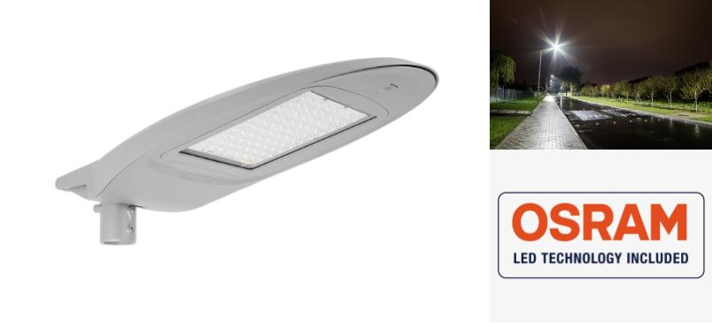 oświetlenie uliczne LEDOWE