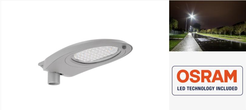 oświetlenie uliczne LED